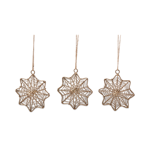 Ngoni Wire Hanging Stars