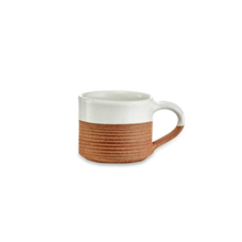 Load image into Gallery viewer, Mali Ribbed Espresso Mugs - Set of 2