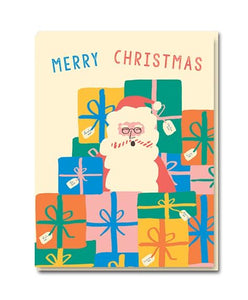 Santa Card, Pack of 8