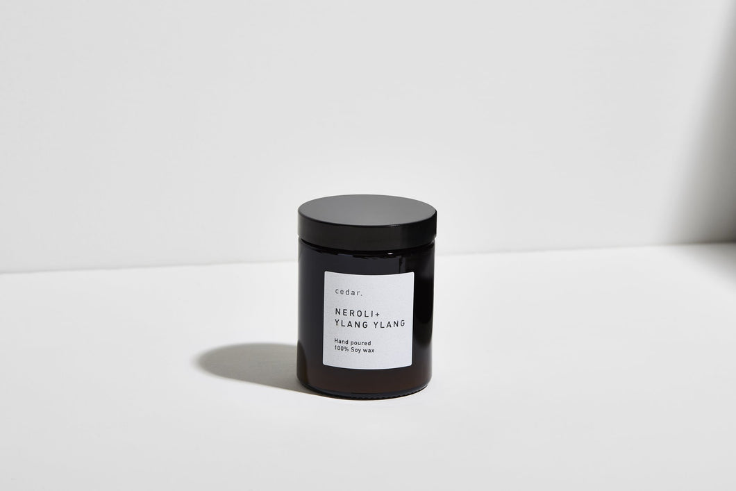 Neroli + Ylang Ylang Medium Candle