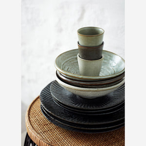 Stoneware Bowl Set
