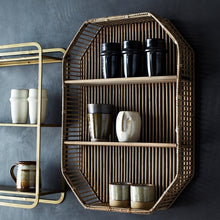 Load image into Gallery viewer, Bamboo Rectangular Shelf