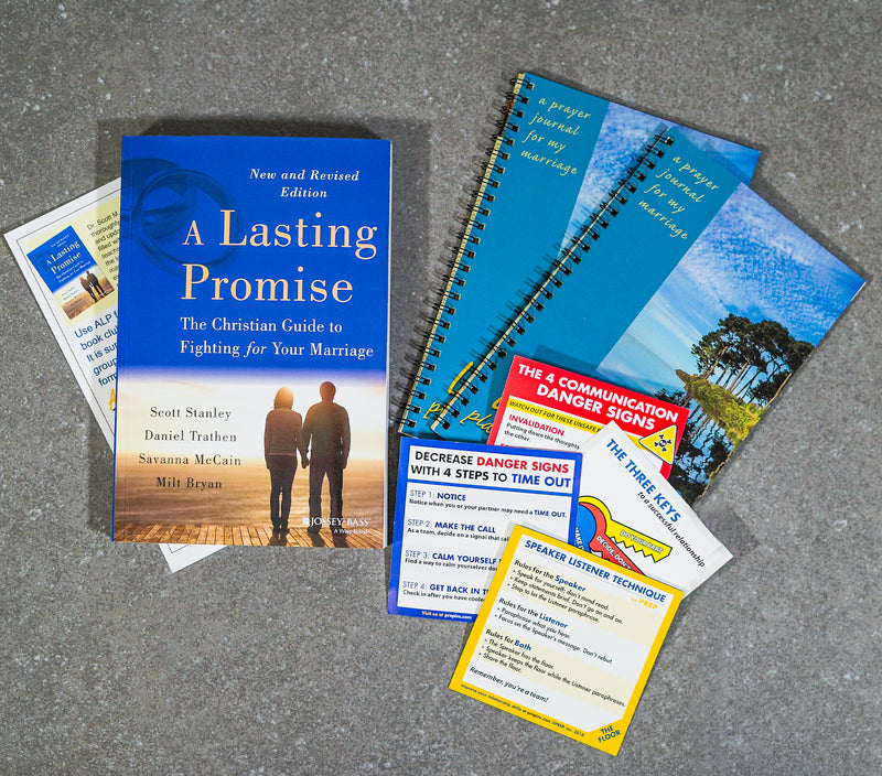 A Lasting Promise Book Study Couples Kit