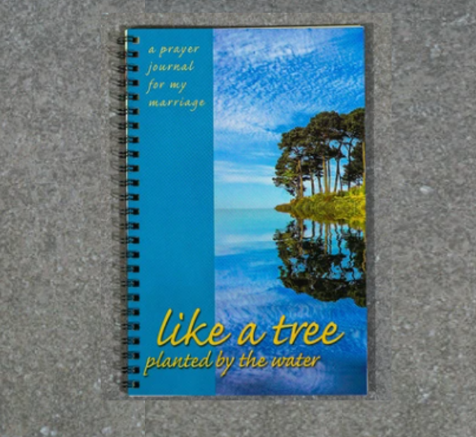 Like a Tree Planted by the Water Prayer Journal