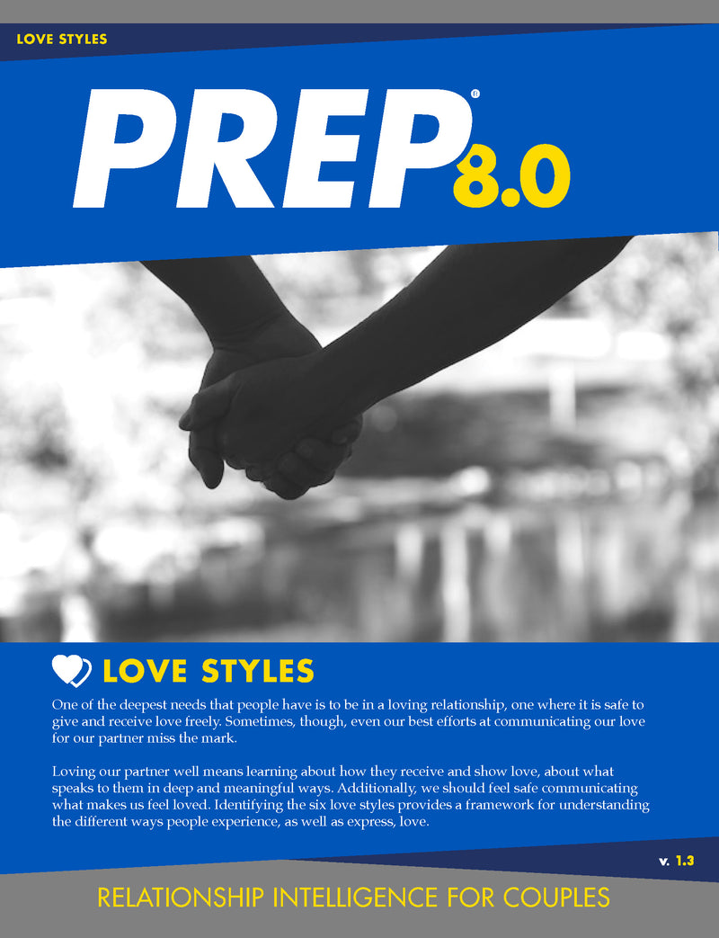PREP 8.0 Love Styles (pkg of 10)