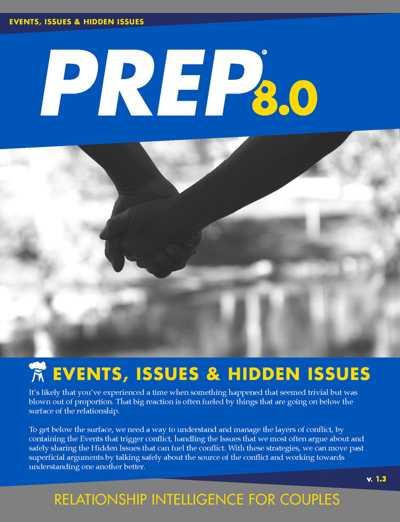 PREP 8.0 Events, Issues & Hidden Issues (pkg of 10)