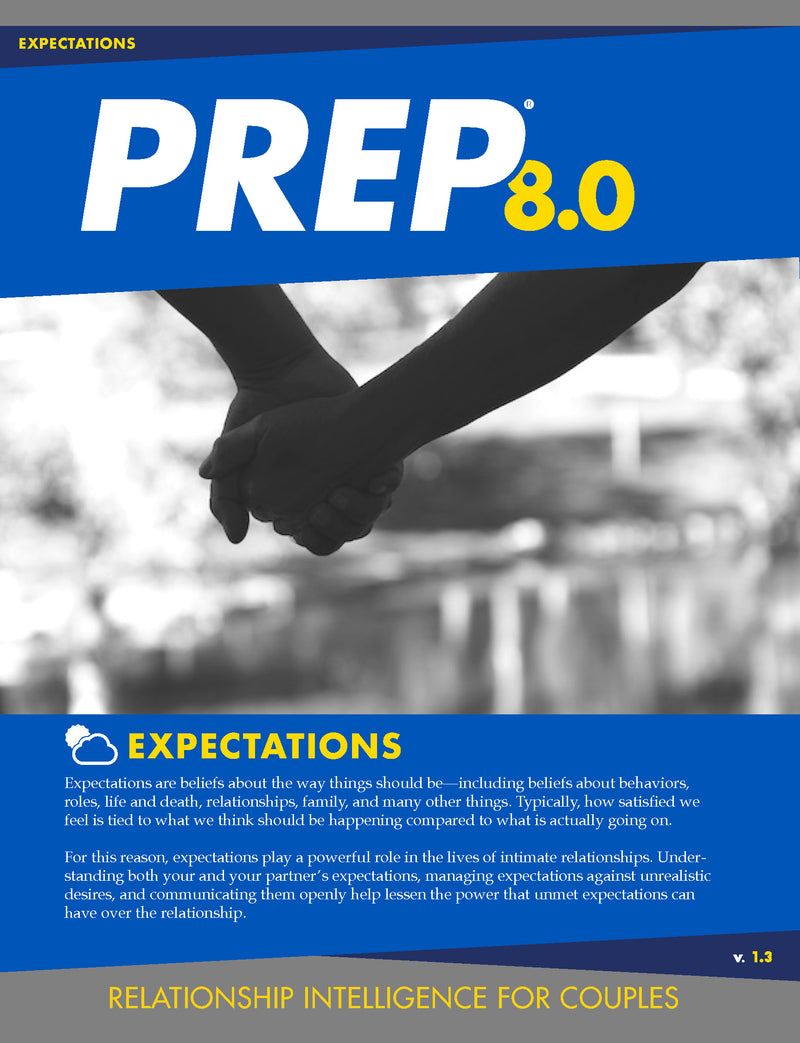 PREP 8.0 Expectations (pkg of 10)