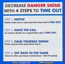 Danger Signs & Time Out Card (pkg of 100)