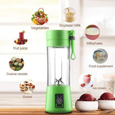 NEW 2020 Portable USB Bottle Blender