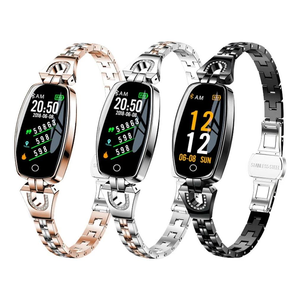 WATERPROOF WOMEN SMARTWATCH BRACELET