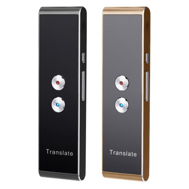 PORTABLE T8 SMART VOICE SPEECH TRANSLATOR 2020