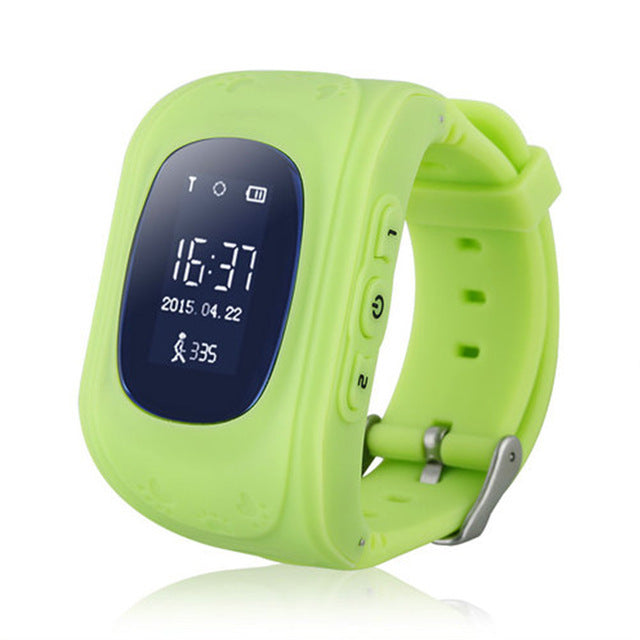 KIDS GPS TRACKING SMARTWATCH