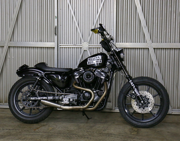 2000 Sportster 1200cc Wheelie Machine