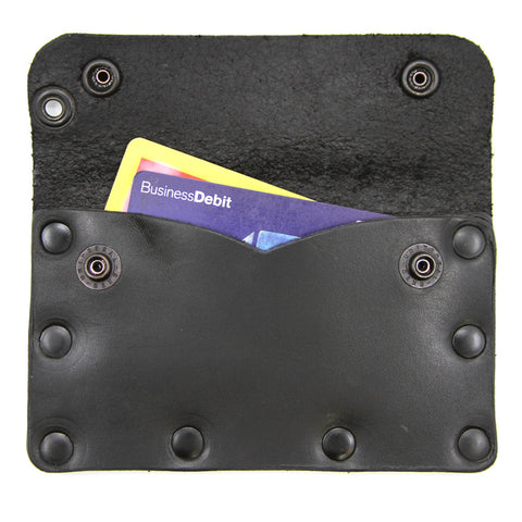 Murdered Out Basics Wallet