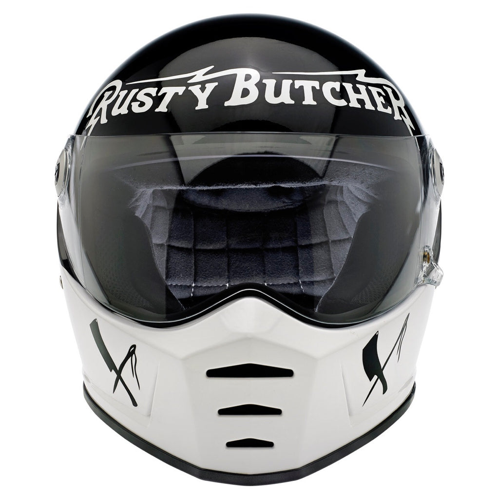 Rusty Butcher x Biltwell Lane Splitter