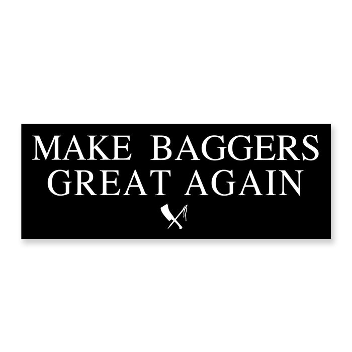 Baggers Sticker
