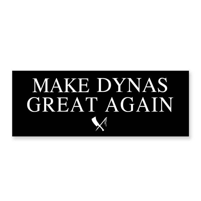 Dynas Sticker