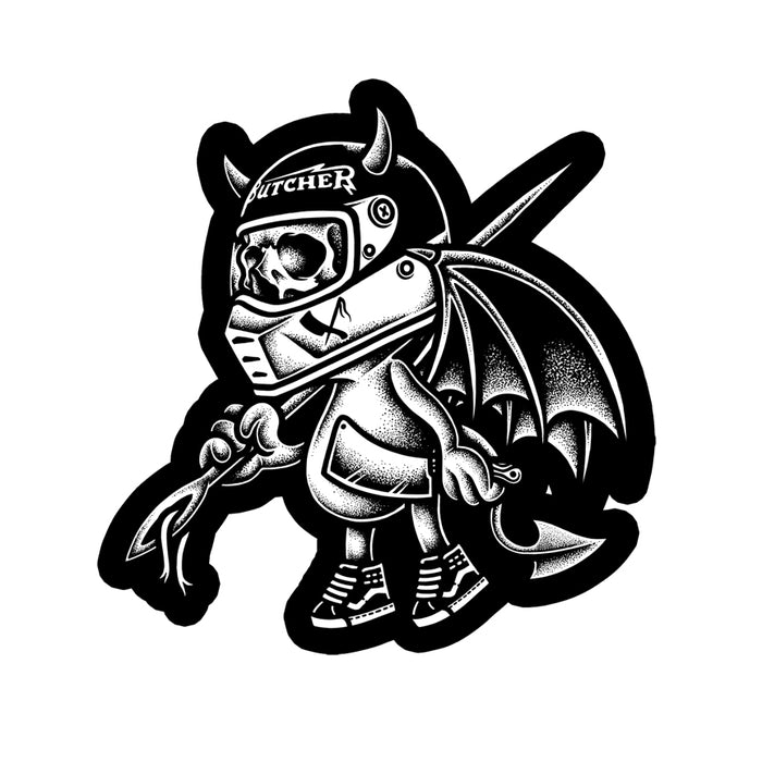 Lil Devil Sticker