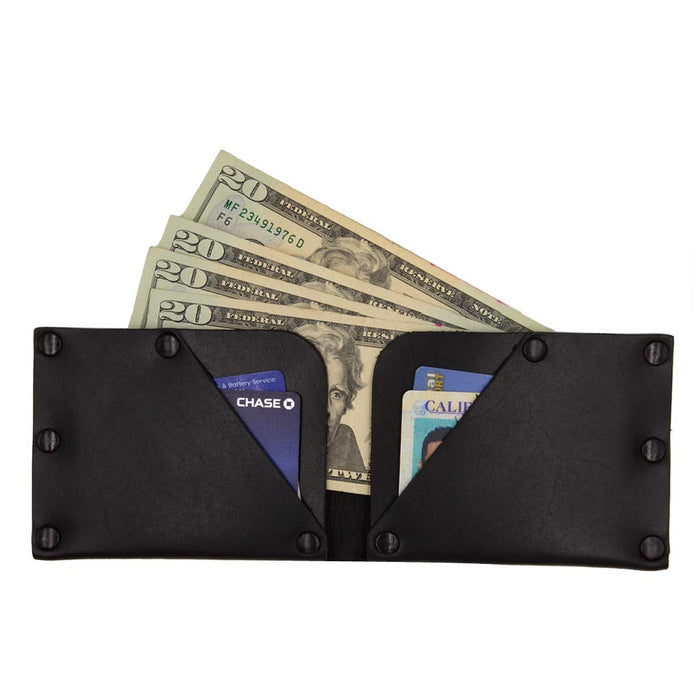 Murdered Out Dad Wallet