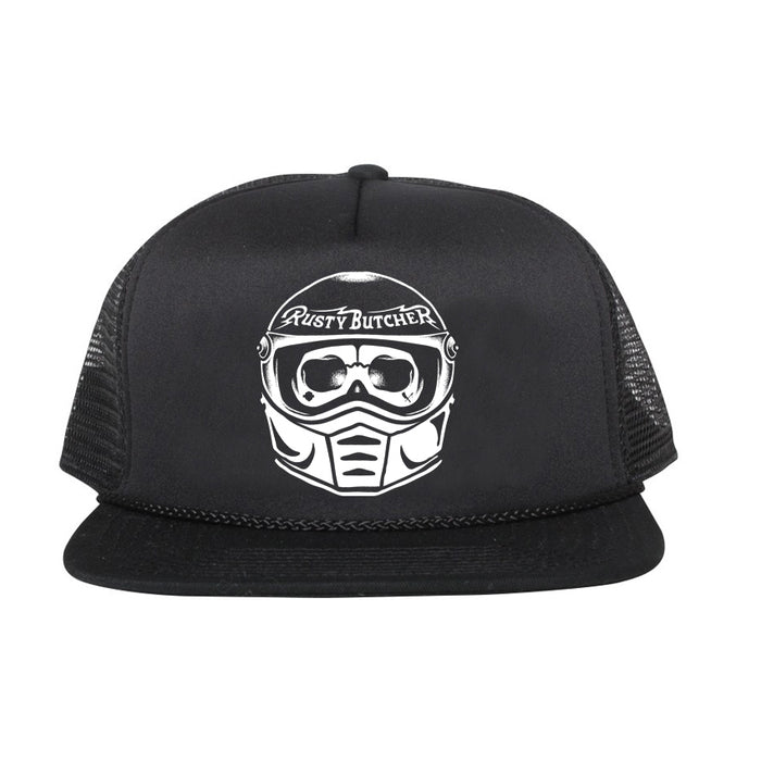 Race Head Mesh Hat
