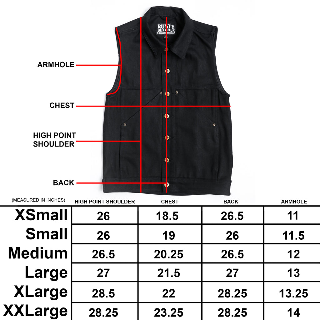 The Butcher Vest