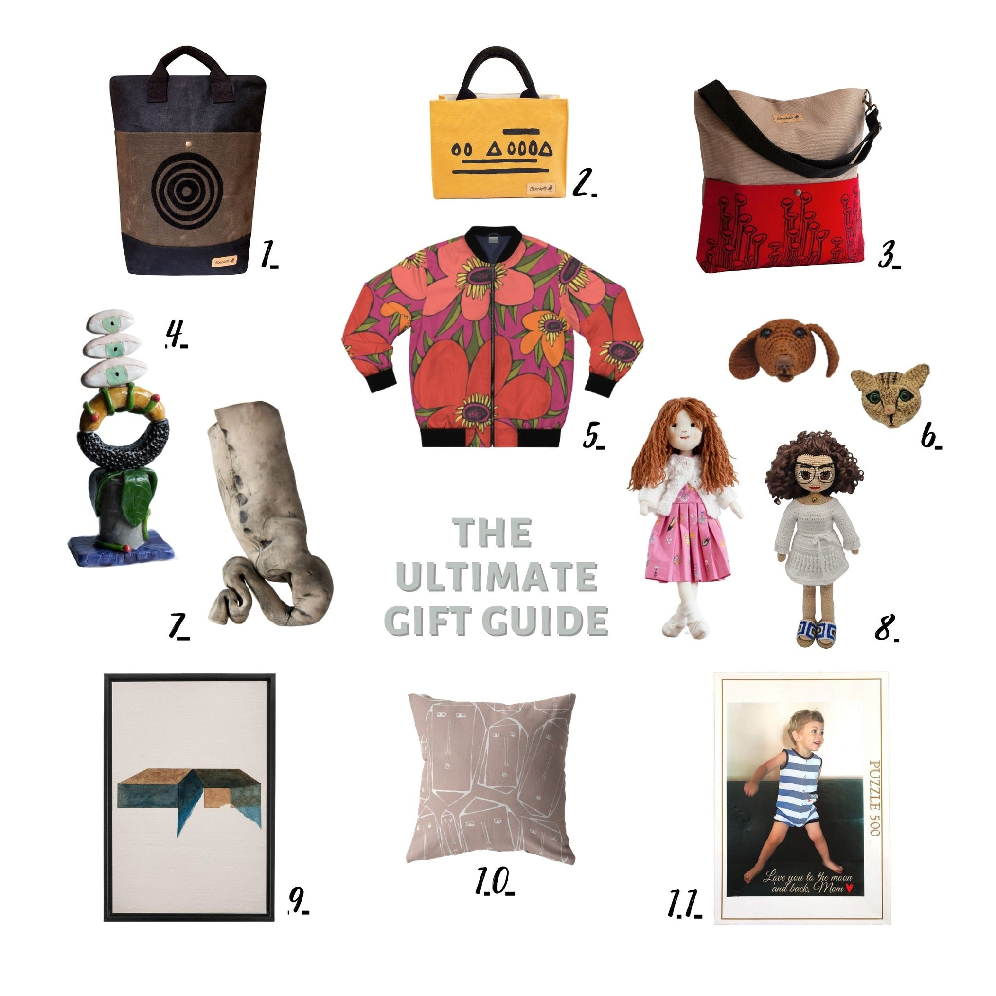 The Ultimate Gift Guide 2021
