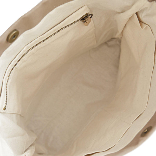 Inside the shoulder bag, crossbody bag - Devrim Studio