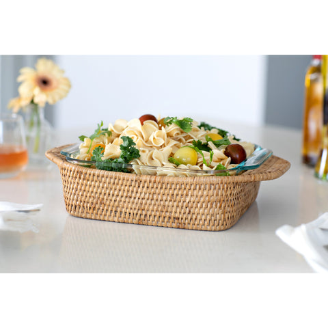 ATC-BS170 Square Baker Basket with Pyrex