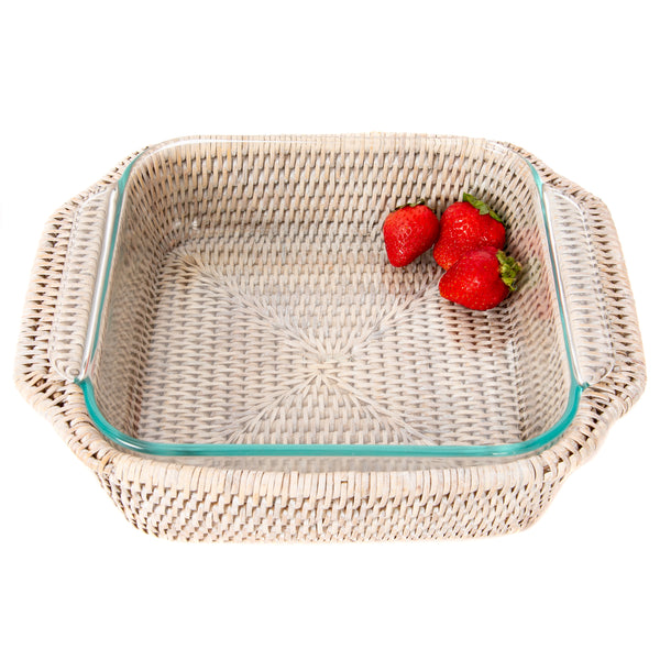 Baker Basket with Pyrex
