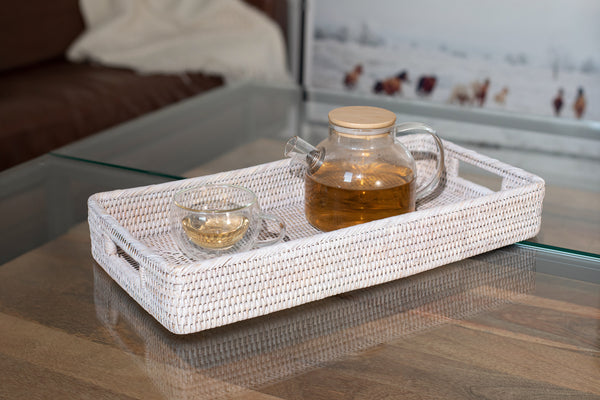 Rectangular Tray with Rounded Corners
