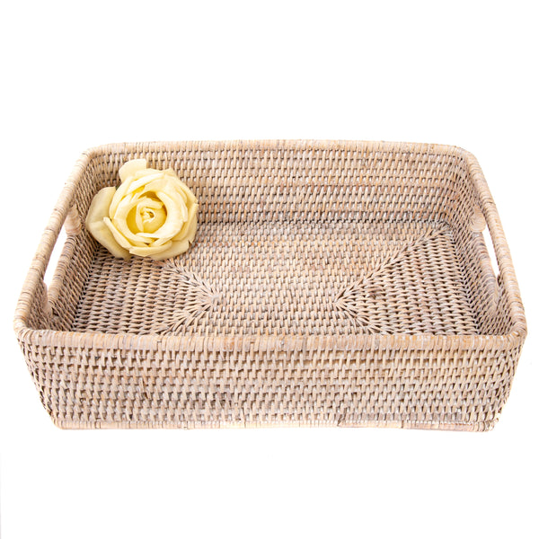 ATC-BS203 Rectangular Basket with Rounded Corners