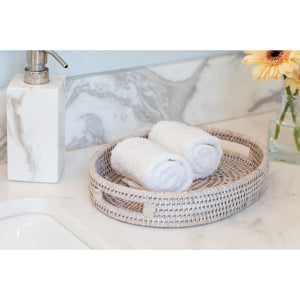 ATC-BS208S Oval Vanity Tray