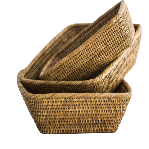 ATC-BS224B 3-piece Basket Set