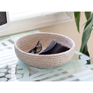Rattan Everything Bowl
