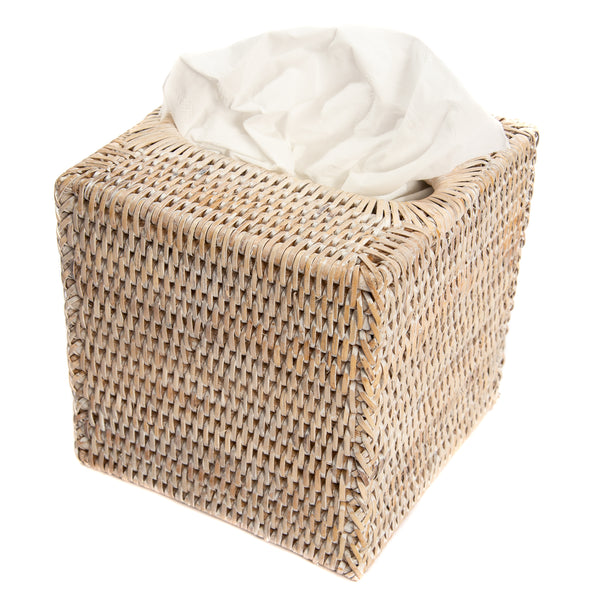 Column Tissue Box Cover