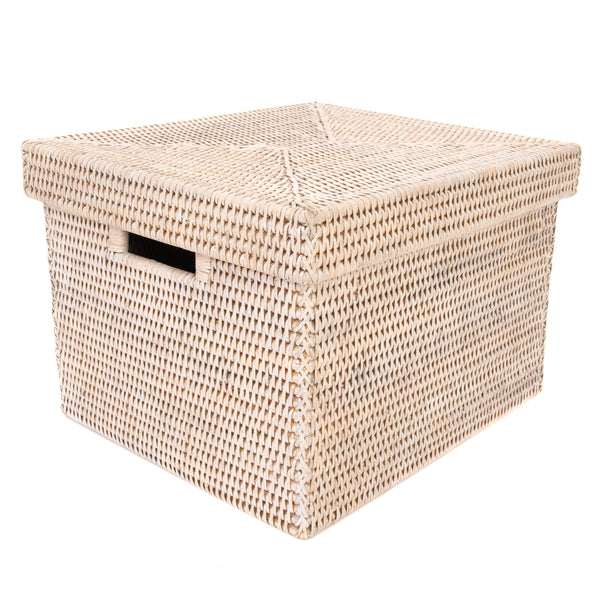 Storage Box with Lid (Letter File)