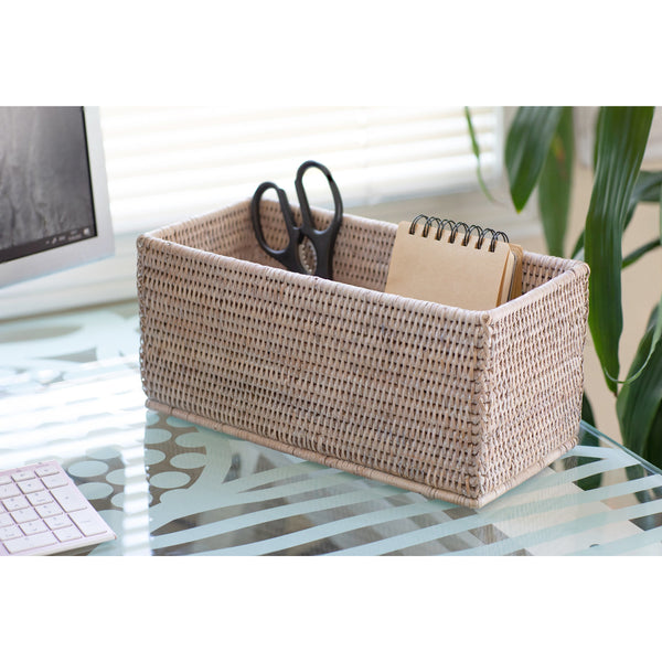 Rectangular Petite Storage Basket