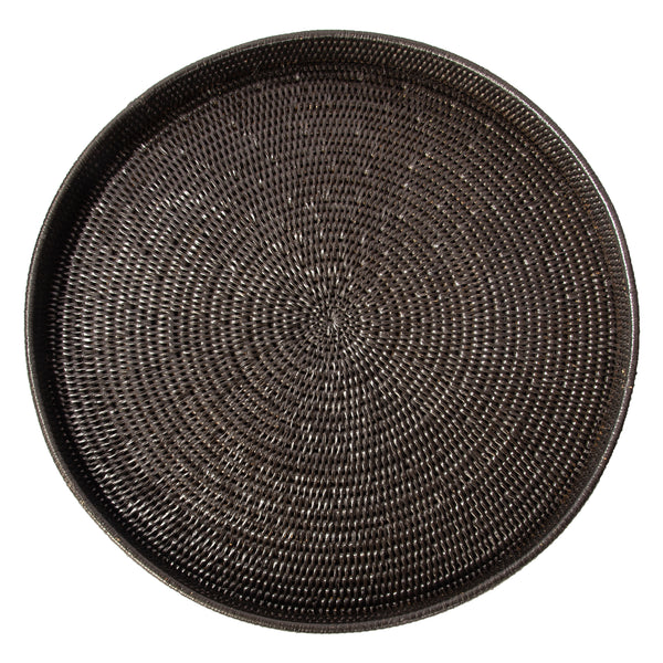 ATC-BS318 Round Serving / Ottoman Tray