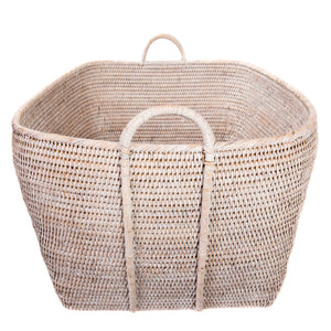 Everything Basket with Hoop Handles