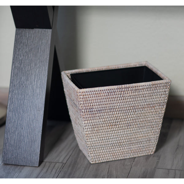Rectangular Tapered Waste Basket