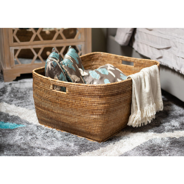 Woven Storage Family Basket