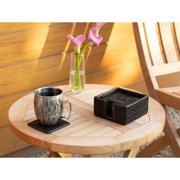 Square Coasters - 7 piece set