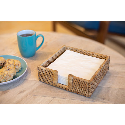 ATC-BS815 Luncheon Napkin Holder with Cutout