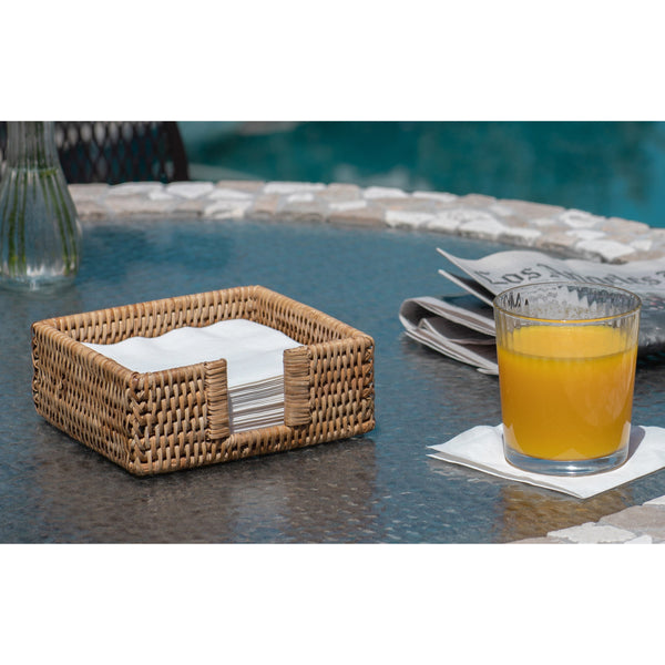ATC-BS820 Cocktail Napkin Holder with Cutout
