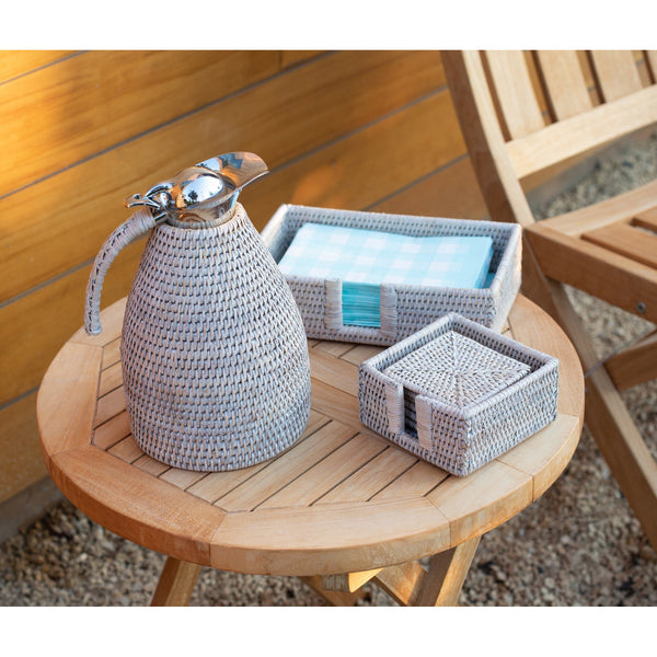ATC-BS985 Guest Towel - Rectangular Napkin Holder with Cutout