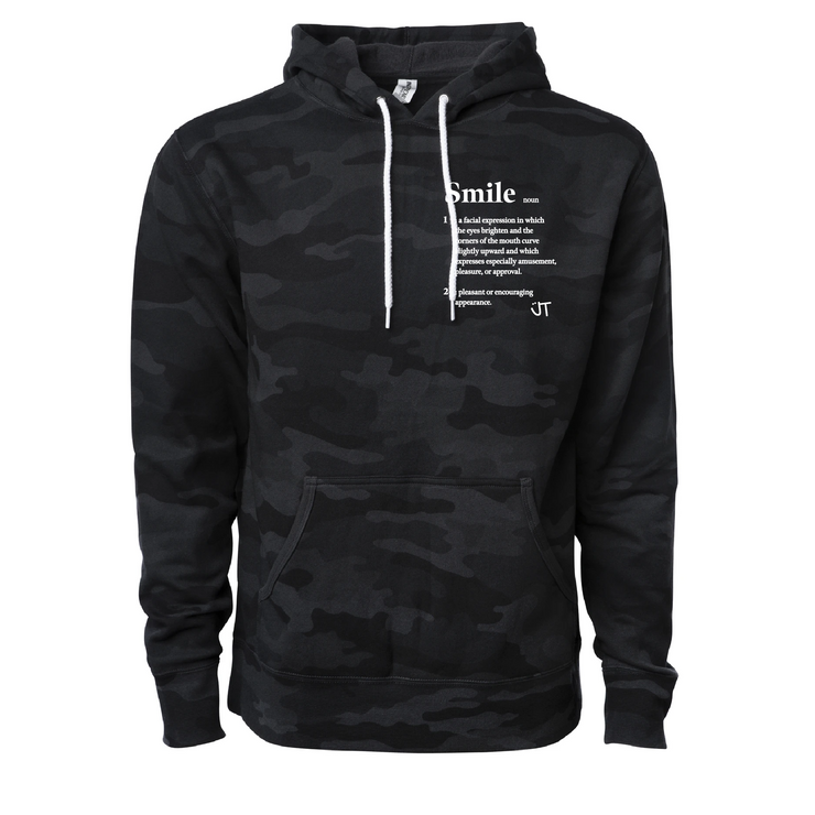 Smile Definition Hoodie