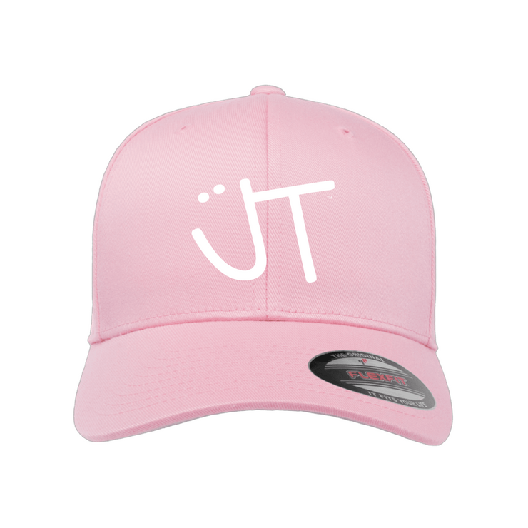 Pink JT Smiley FlexFit