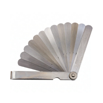 10 Leaves Feeler Gauge - RR Brand