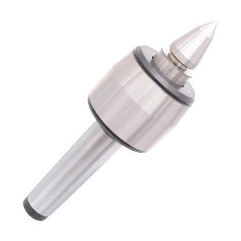 MT3 | Carbide Tip | Stub Point | CNC Heavy Duty Revolving Center with Interchangeable Point - RR Brand