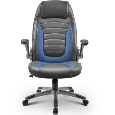 Home Office Chair Desk Computer Task Tall Back Comfy Ergonomic Chair Whistle Stop Shop